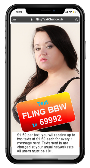 iphone bbw sms chat